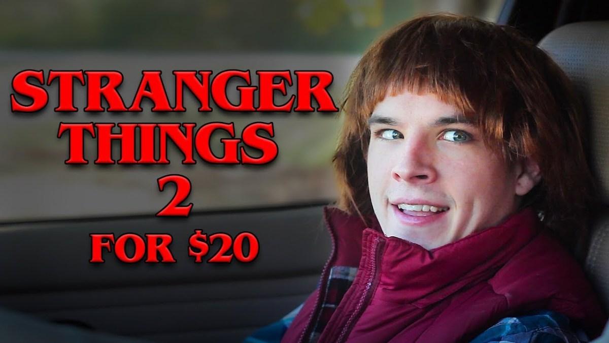 """""""'Stranger Things 2"""", aber mit einem Budget von $20, ist so unglaublich großartig!"""