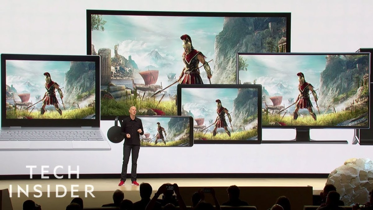 Stadia, die Revolution der Videospiele von Google, in 5 Minuten und warum ich das alles schwierig finde