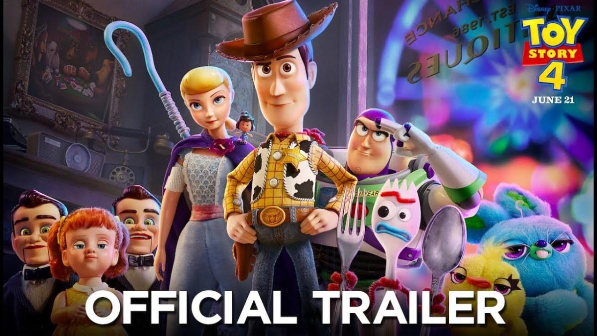 """""""Toy Story 4"""" hat einen ersten richten Trailer!"""