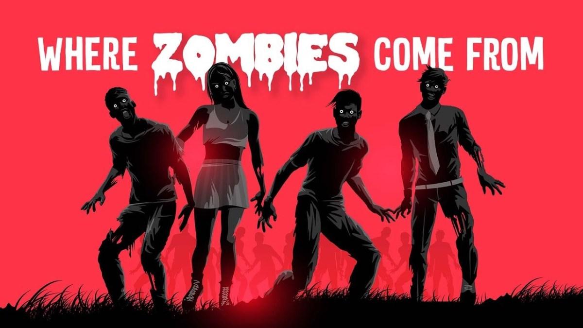 Ein Video-Essay über Zombies – woher sie kommen, wohin sie schlürfen