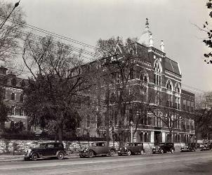L'hôpital St-Alexius