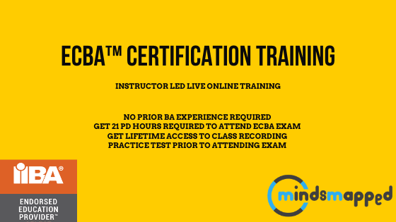 ECBA™ Certification Training