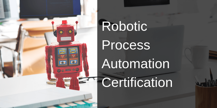 Robotic Process Automation Certification | MindsMapped