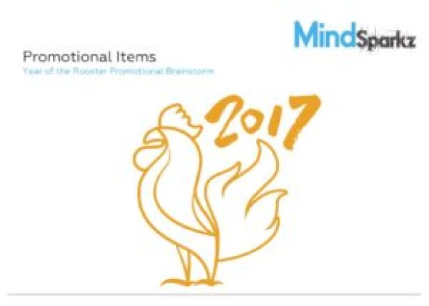 Chinese New Year Promotion: The Year of Rooster 2017