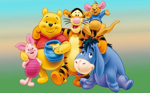 Winnie The Pooh- Not Just A Cartoon