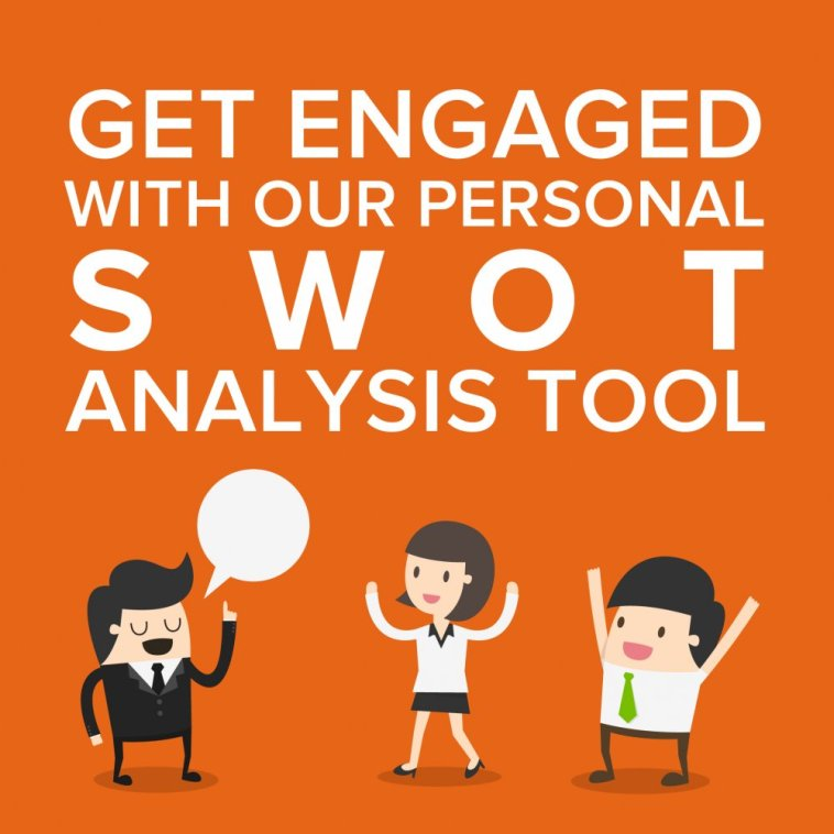 Personal SWOT Infographic