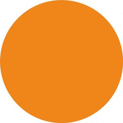 orange single dot
