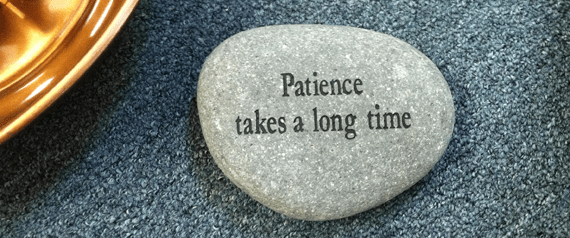 Building Your Online Presence - It Takes Time and Patience