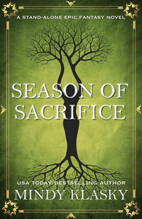 Season of Sacrifice by Mindy Klasky