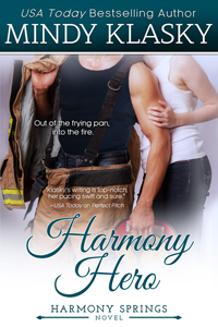 Harmony Hero | Mindy Klasky, Author