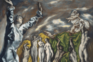 CoronaDiversion #6—Visiting El Greco!