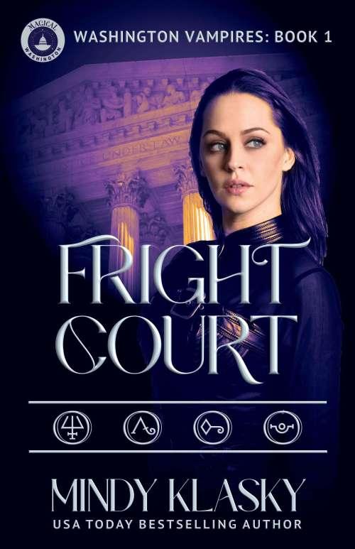 Fright Court by Mindy Klasky