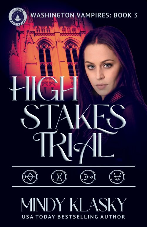 High Stakes Trial by Mindy Klasky