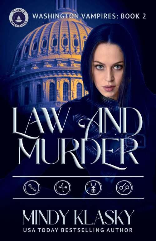 Law and Murder by Mindy Klasky
