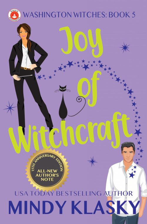 Joy of Witchcraft by Mindy Klasky