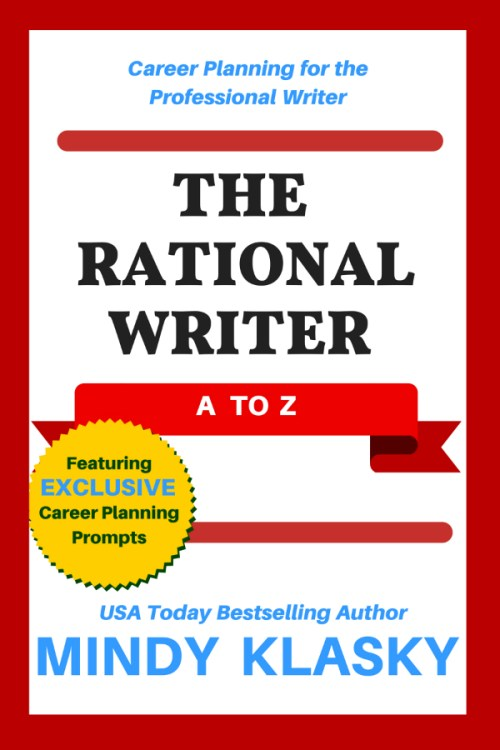 The Rational Writer A to Z by Mindy Klasky