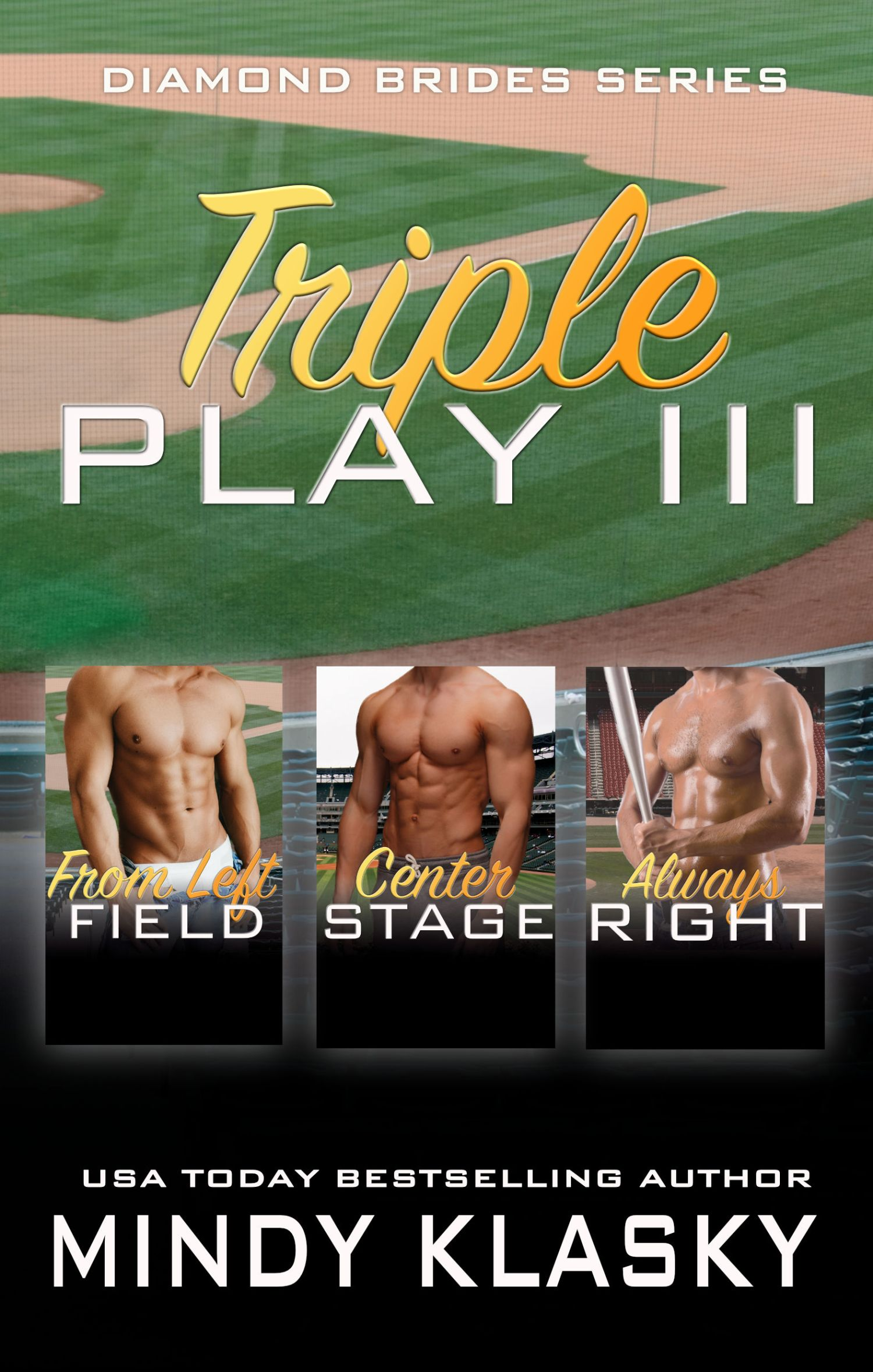 Triple Play III by Mindy Klasky