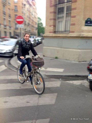 foto Parijs Reny
