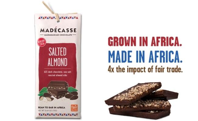 Madecasse chocolade
