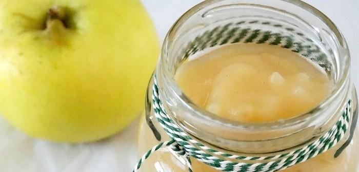 appelmoes zonder suiker