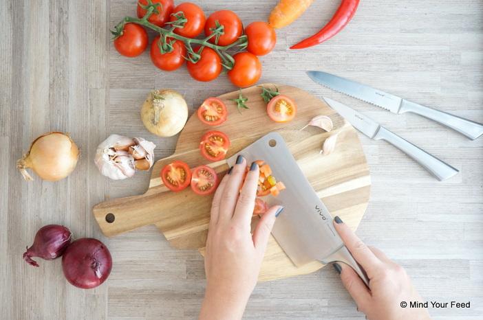 Wonderlijk Sparen voor koksmessen bij Albert Heijn - Mind Your Feed AK-06