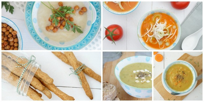 verschillende soepen maken