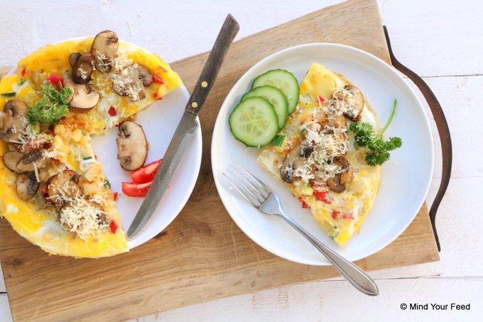 boeren omelet