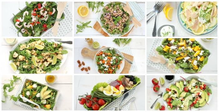 salade lunch recepten