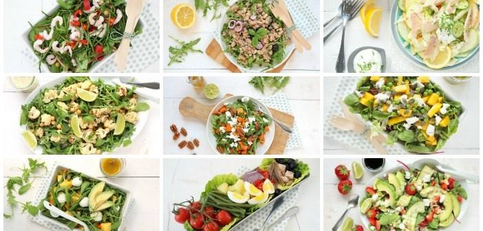 Lunch salade recepten