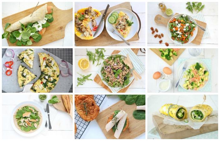 lunch tips voor thuis