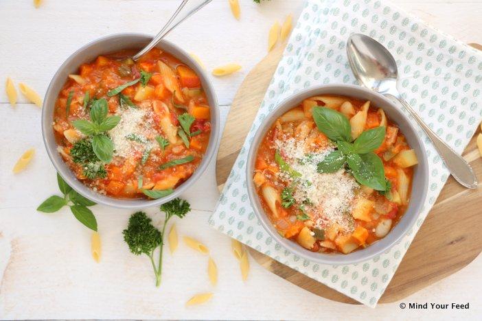 italiaanse groentesoep