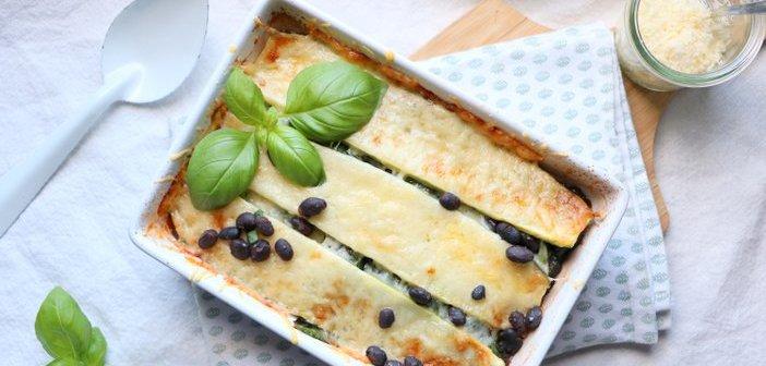 groentelasagne