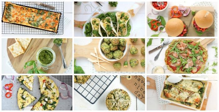 lekker recept met verse spinazie
