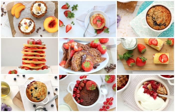 moederdag ontbijt recepten