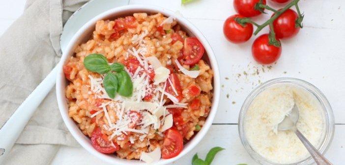 tomaten risotto