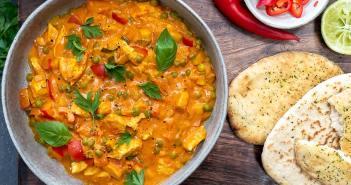 Thaise curry recepten