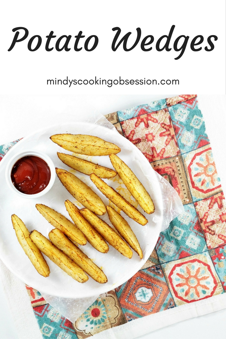 Potato Wedges Mindy S Cooking Obsession