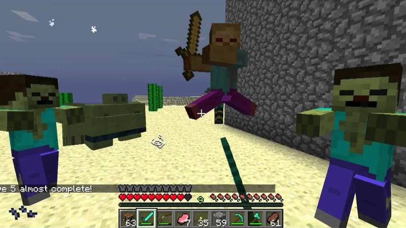Invasion Mod 1710 Minecraft Modinstaller