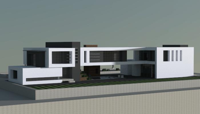 Modern House Creation 5690