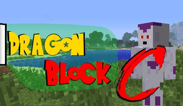 Z 2 Dragon Ball 54 Mod 1 Minecraft Mod