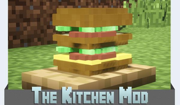 Blog Del Minecrafting Kitchen Mod Para Minecraft