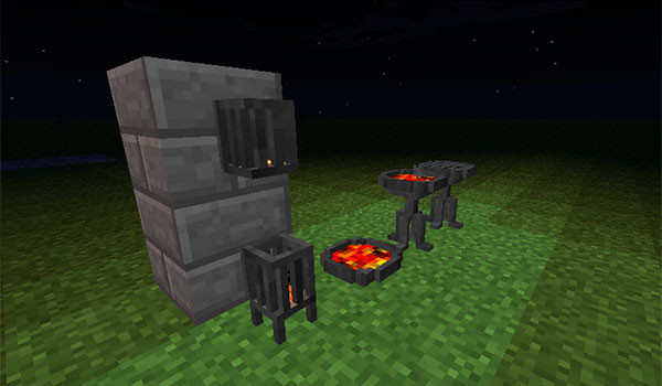 The Brazier Mod para Minecraft 1.8