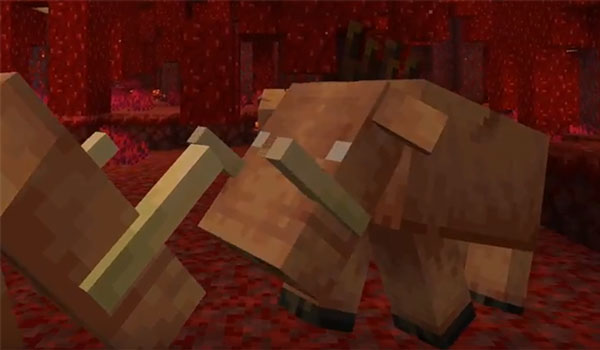Image result for minecraft piglin beast