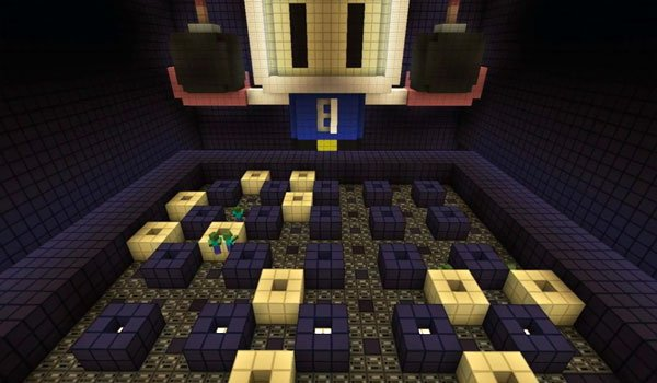 Bomberman Map for Minecraft 1.4.7