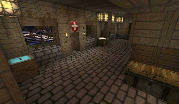 Swiss Rustic Texture Pack for Minecraft 1.3.2