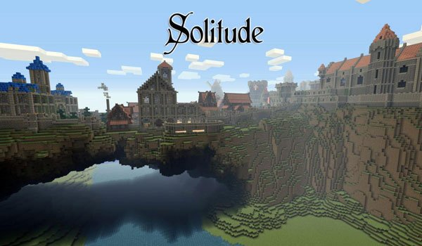 Solitude Map for Minecraft 1.3.2