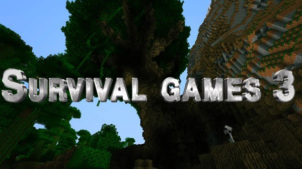 Survival Games 3 Map for Minecraft 1.3.2