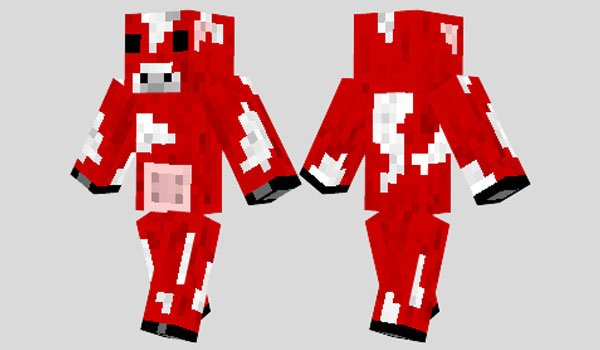 Mooshroom Skin for Minecraft
