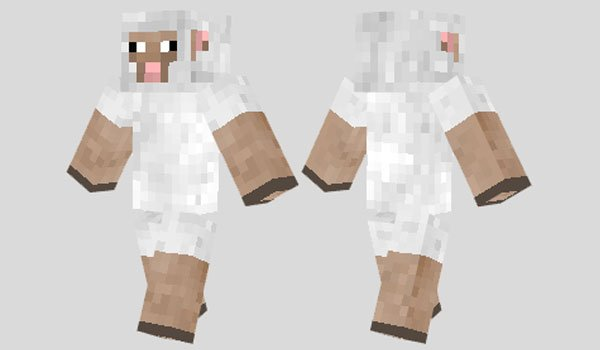 Sheep Skin for Minecraft