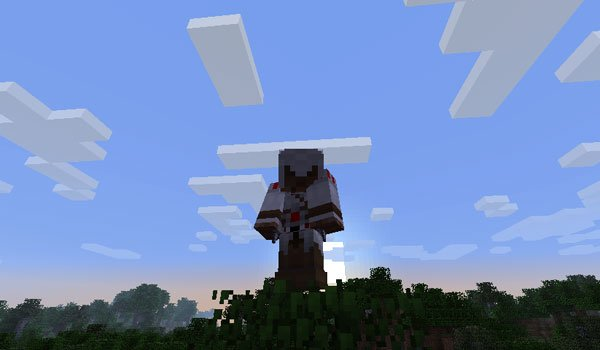 AssasinCraft Mod for Minecraft 1.7.2 and 1.7.10